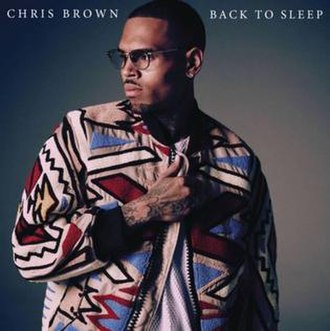 Chris Brown - Back to Sleep (studio acapella)