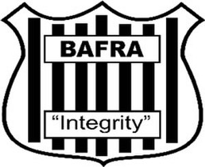 British American Football Referees' Association -  Logo of BAFRA