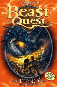 how many beast quest books are there