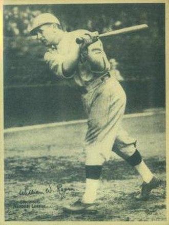 Bill Regan (baseball) - Image: Bill Regan