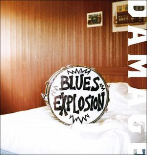 Damage (Blues Explosion album) - Image: Blues Explosion Damage