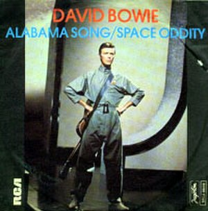 Alabama Song - Image: Bowie Alabama Song