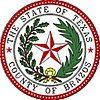 Official seal of Brazos County