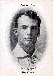 Buck Freeman American baseball player