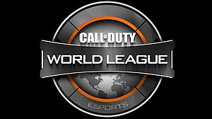 Call of Duty World League - Image: Call of Duty World League logo