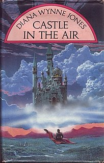 <i>Castle in the Air</i> (novel) book by Diana Wynne Jones