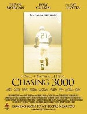 Chasing 3000 - Image: Chasing 3000 Film Poster