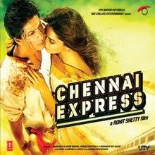 Chennai Express (soundtrack) - Wikipedia