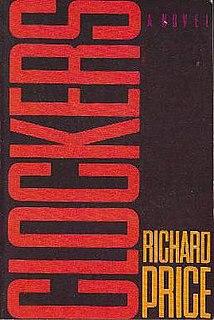 <i>Clockers</i> (novel)
