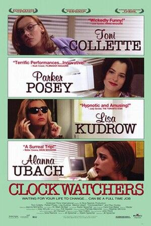 Clockwatchers - Clockwatchers movie poster