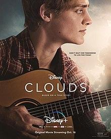 Clouds 2020 USA Justin Baldoni Fin Argus Neve Campbell Sabrina Carpenter  Drama, Music
