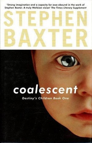 Coalescent - Hardcover edition cover