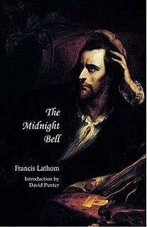<i>The Midnight Bell</i> Gothic novel by Francis Lathom