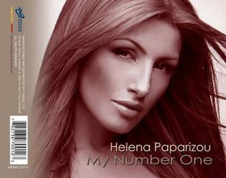 My Number One - Image: Cover of My No 1