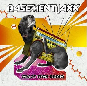Crazy Itch Radio - Image: Crazy Itch Radio