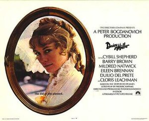 Daisy Miller (film) - Theatrical release poster