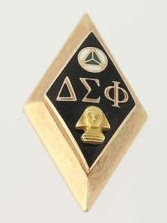 Delta Sigma Phi - The Membership Badge