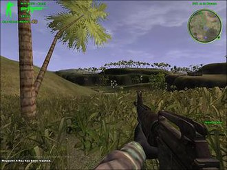 Delta Force: Xtreme - A screenshot of Delta Force: Xtreme.