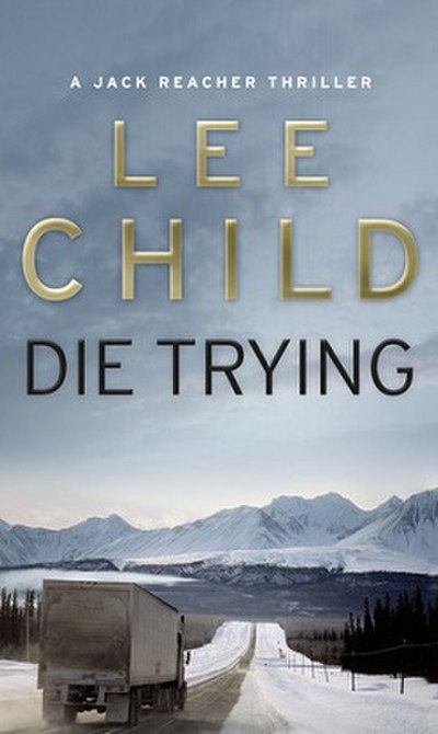 Picture of a book: Die Trying