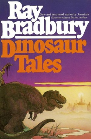 Dinosaur Tales - cover from the first edition