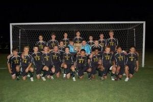 Hendersonville High School (Tennessee) - Image: District Champs Boys 2007