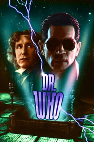 Doctor Who (film) - Image: Doctor Who 1996 poster