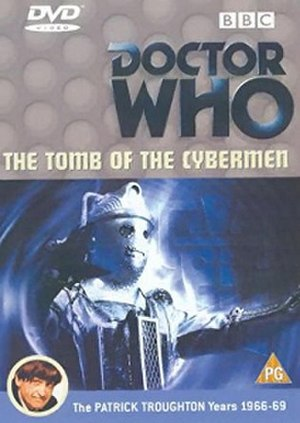 Doctor Who (season 5) - Cover art of the Region 2 DVD release for first serial of the season