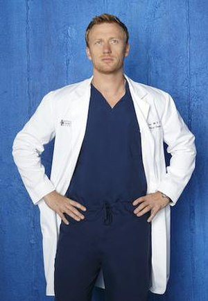 Owen Hunt - Image: Dr. Owen Hunt
