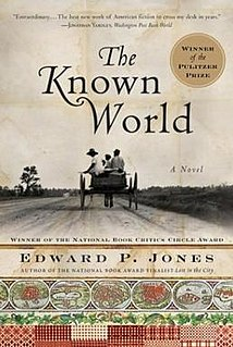 <i>The Known World</i> book by Edward P. Jones