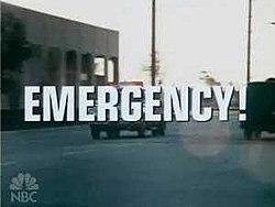 emergency wikipedia