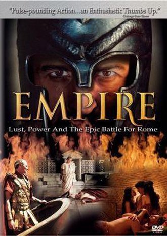 Empire (2005 TV series) - Image: Empire 2005 cover art