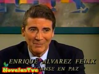 Enrique Álvarez Félix Mexican actor