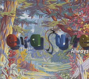 Always (Erasure song) - Image: Erasure single always