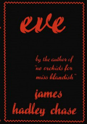 Eve (James Hadley Chase novel) - First p/b edition (1957)