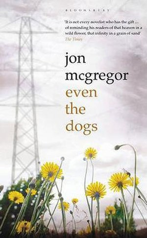 Even the Dogs - First UK edition cover