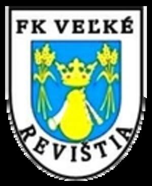 TJ FK Veľké Revištia - Veľké Revištia's crest