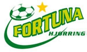 Fortuna Hjørring - Image: Fortuna hjorring