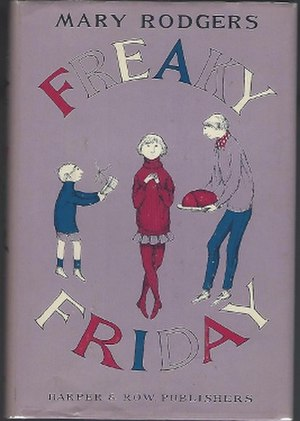 Freaky Friday - First hardcover edition (1972)