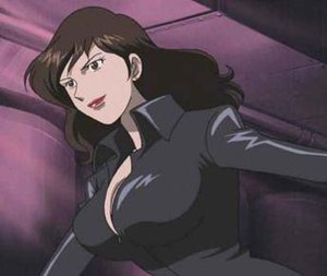 Fujiko Mine - Fujiko as seen in a TV special