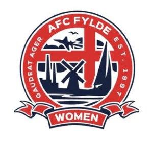 Fylde Ladies F.C. - Image: Fylde Ladies logo