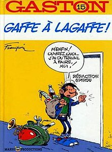 Gaston Lagaffe English Pdf