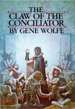 The Claw of the Conciliator - First edition