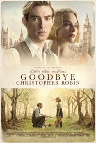 Goodbye Christopher Robin - British release poster