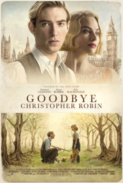 Picture of a movie: Goodbye Christopher Robin