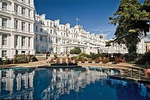La mer (Debussy) - The Grand Hotel, Eastbourne where La mer was completed in 1905.