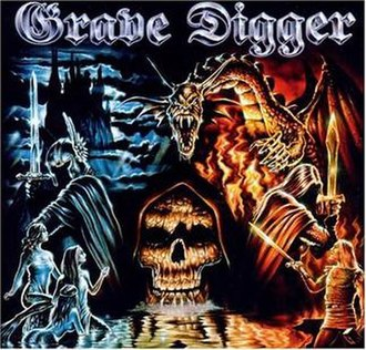Rheingold (Grave Digger album) - Image: Grave Digger Rheingold