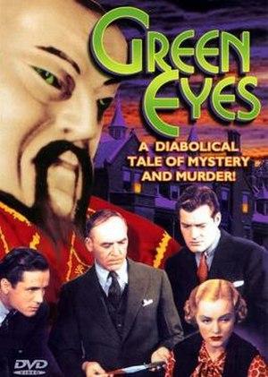 Green Eyes (1934 film) - DVD cover