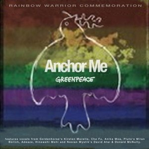 "Anchor Me (The Mutton Birds song) - Image: Greenpeace ""Anchor Me"" single cover art 2005"