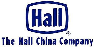 The Hall China Company - Image: Hall China Logo