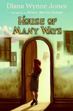 House of Many Ways - Cover from the Advance Reading Edition
